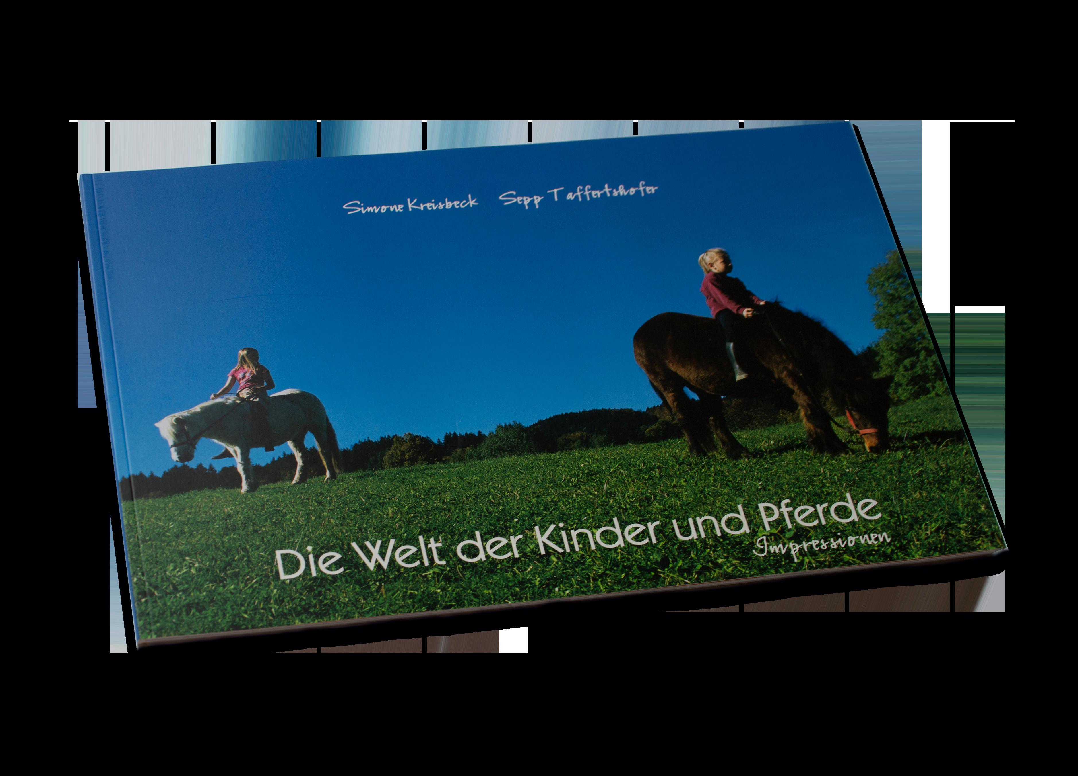 Kinderbuch Bauer Sepp und die Welt der Kinder und Pferde