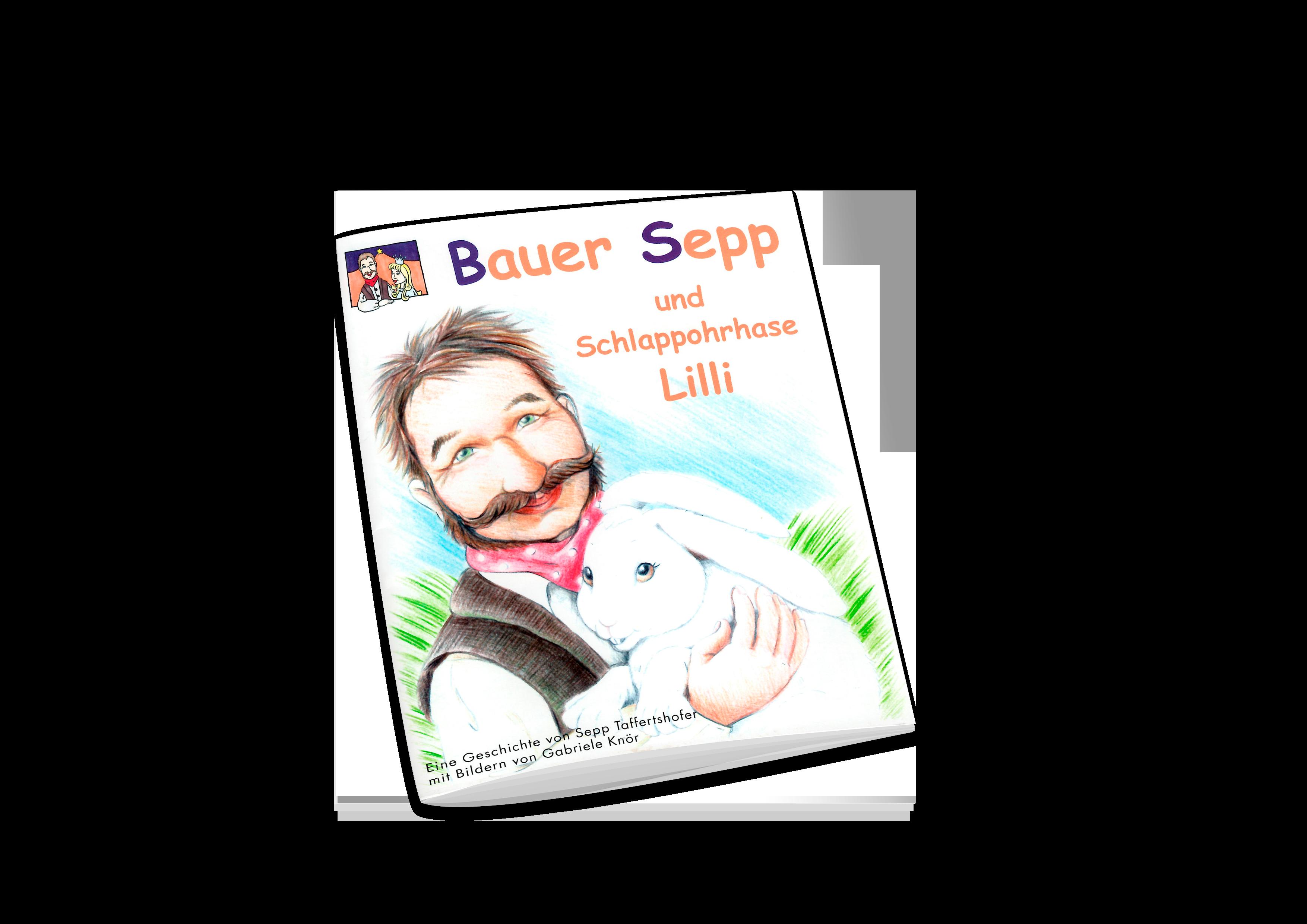 Kinderbuch Bauer Sepp und Osterhase Lilli